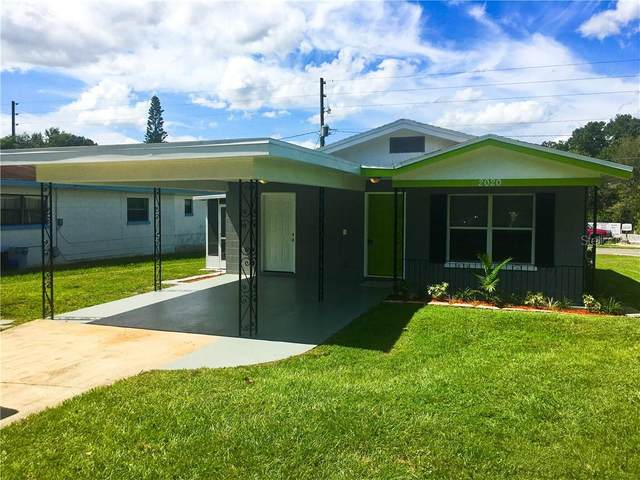 2020 Bassedena Circle W, Lakeland, FL 33805 (MLS #T3266804) :: Team Borham at Keller Williams Realty