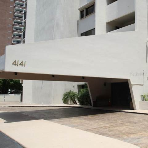 4141 Bayshore Boulevard #1203, Tampa, FL 33611 (MLS #T3266918) :: Team Buky