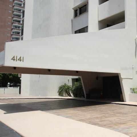 4141 Bayshore Boulevard #1203, Tampa, FL 33611 (MLS #T3266918) :: Rabell Realty Group