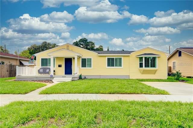 4334 4TH Avenue N, St Petersburg, FL 33713 (MLS #T3266973) :: Florida Real Estate Sellers at Keller Williams Realty