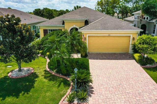 438 Noble Faire Drive, Sun City Center, FL 33573 (MLS #T3267046) :: Carmena and Associates Realty Group
