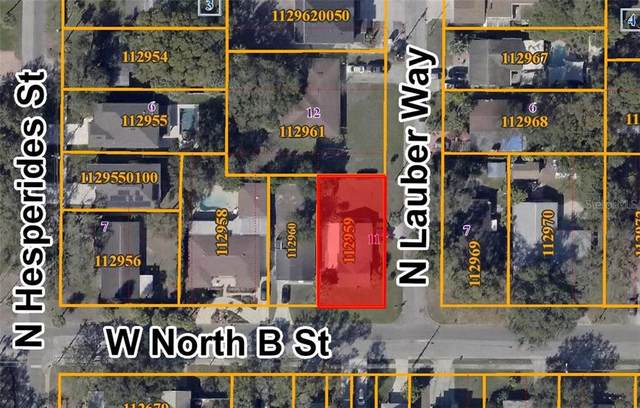 302 N Lauber Way, Tampa, FL 33609 (MLS #T3267059) :: Carmena and Associates Realty Group