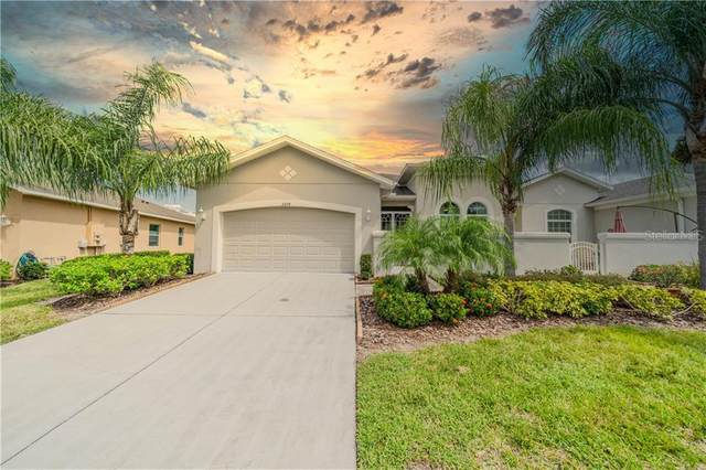 2264 Sifield Greens Way #45, Sun City Center, FL 33573 (MLS #T3267193) :: Team Bohannon Keller Williams, Tampa Properties