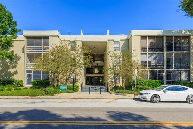 2302 S Manhattan Avenue #113, Tampa, FL 33629 (MLS #T3267261) :: Team Bohannon Keller Williams, Tampa Properties
