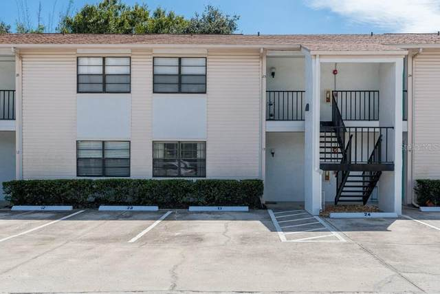 3102 W Horatio Street #13, Tampa, FL 33609 (MLS #T3267391) :: Griffin Group