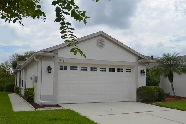1828 Ravenridge Street, Wesley Chapel, FL 33543 (MLS #T3267396) :: The Duncan Duo Team