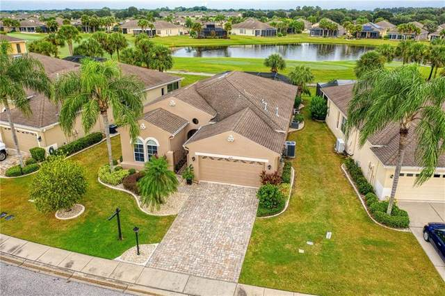 1029 Regal Manor Way, Sun City Center, FL 33573 (MLS #T3267521) :: Team Bohannon Keller Williams, Tampa Properties