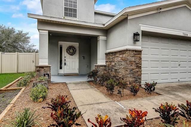 7514 Maroon Peak Drive, Ruskin, FL 33573 (MLS #T3267688) :: Burwell Real Estate