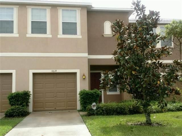 6614 Holly Heath Drive #6, Riverview, FL 33578 (MLS #T3267700) :: Team Bohannon Keller Williams, Tampa Properties