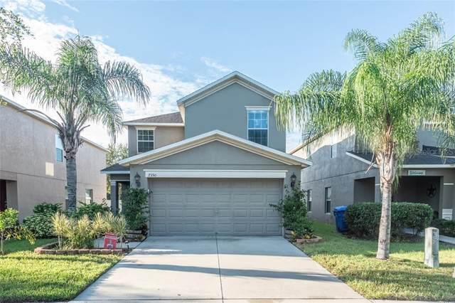 7350 Lumber Port Drive, Ruskin, FL 33573 (MLS #T3267818) :: Burwell Real Estate