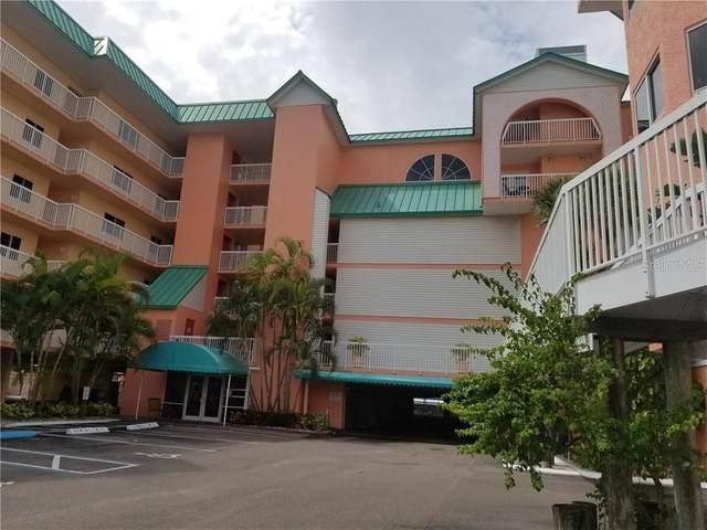 18400 Gulf Boulevard #1303, Indian Shores, FL 33785 (MLS #T3267836) :: Keller Williams on the Water/Sarasota