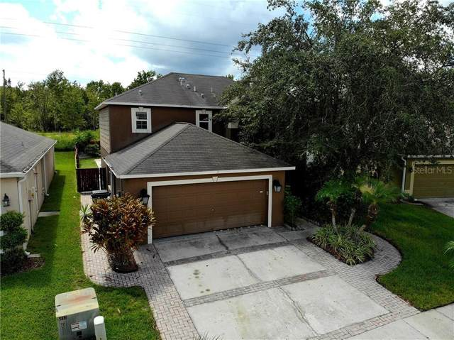 24828 Hyde Park Boulevard, Land O Lakes, FL 34639 (MLS #T3267900) :: Griffin Group