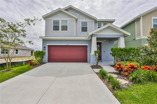 6107 Voyagers Place, Apollo Beach, FL 33572 (MLS #T3268026) :: Dalton Wade Real Estate Group