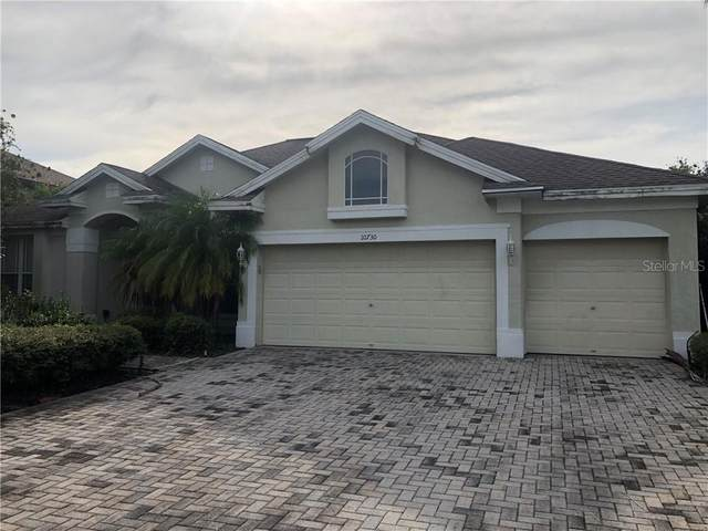 10730 Cory Lake Drive, Tampa, FL 33647 (MLS #T3268050) :: Team Borham at Keller Williams Realty