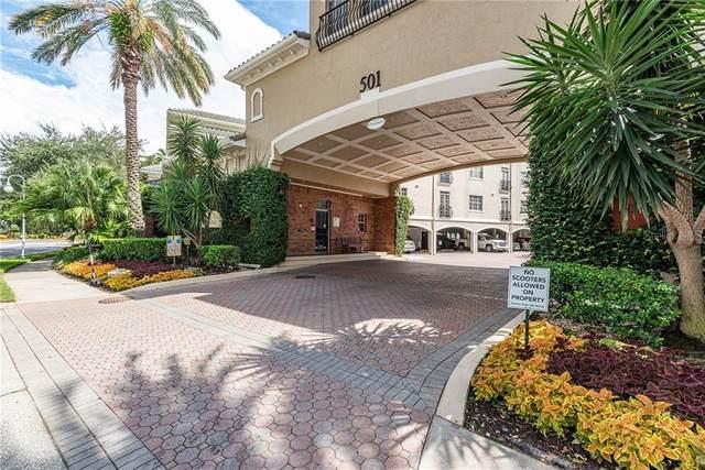 501 Knights Run Avenue #2304, Tampa, FL 33602 (MLS #T3268095) :: BuySellLiveFlorida.com