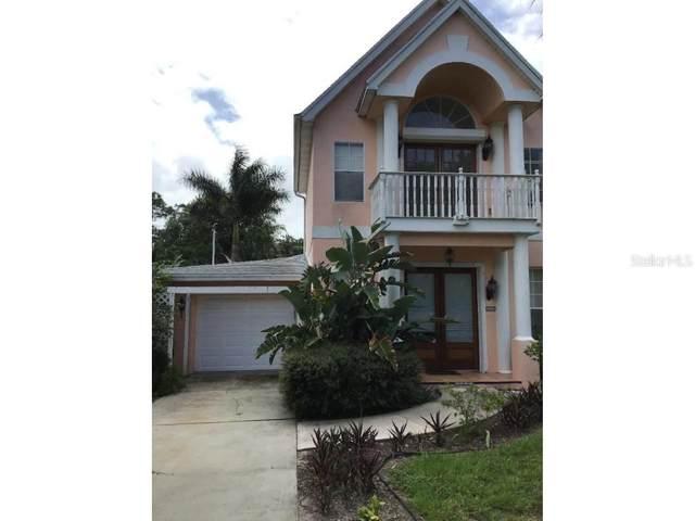420 Sapphire Drive, Sarasota, FL 34234 (MLS #T3268138) :: Bustamante Real Estate