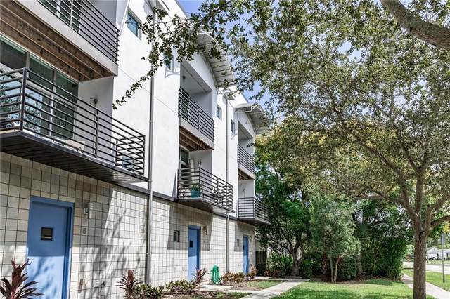 5008 S Macdill Avenue #7, Tampa, FL 33611 (MLS #T3268310) :: Your Florida House Team