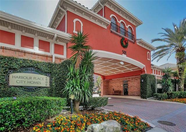501 Knights Run Avenue #1316, Tampa, FL 33602 (MLS #T3268470) :: Team Pepka