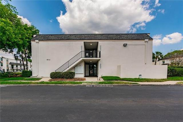 802 Oakgrove Drive #248, Brandon, FL 33510 (MLS #T3268818) :: The Light Team