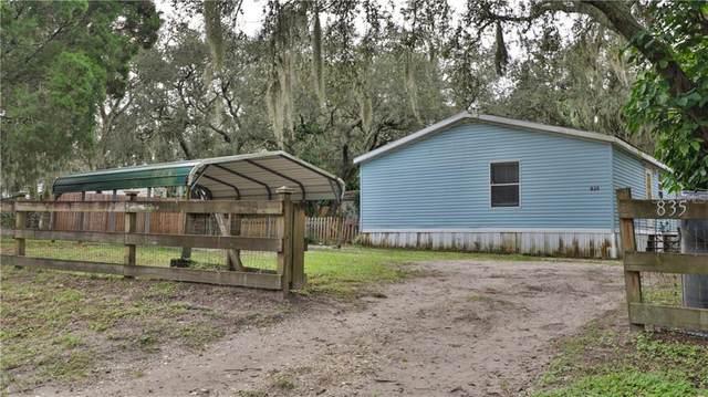 835 Louise Street, Brandon, FL 33511 (MLS #T3268826) :: Armel Real Estate