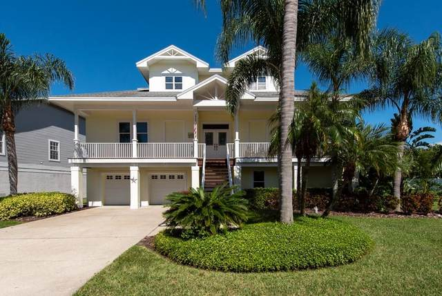 3165 Shoreline Drive, Clearwater, FL 33760 (MLS #T3268976) :: Griffin Group