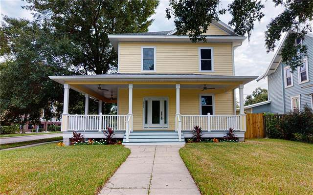 1102 W Horatio Street, Tampa, FL 33606 (MLS #T3269191) :: Griffin Group