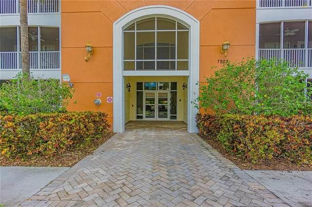 7903 Seminole Boulevard #2302, Seminole, FL 33772 (MLS #T3269236) :: Team Buky