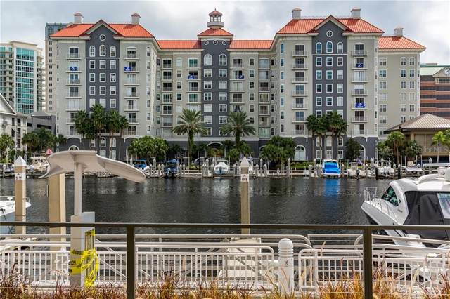 700 S Harbour Island Boulevard #606, Tampa, FL 33602 (MLS #T3269312) :: Keller Williams on the Water/Sarasota