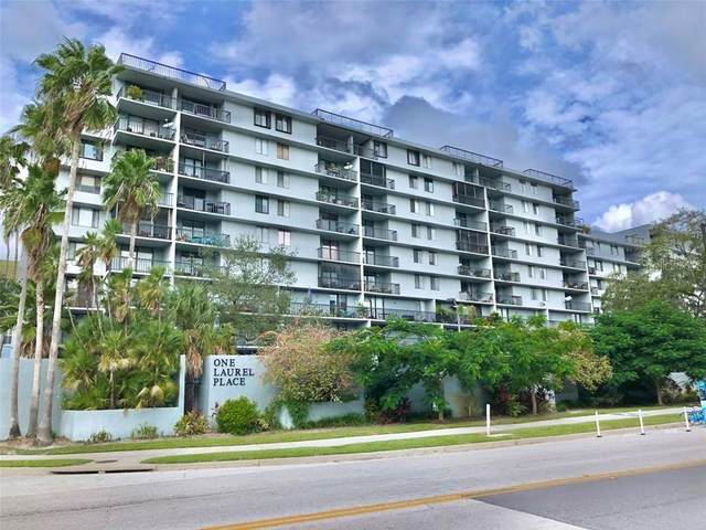 201 W Laurel Street #209, Tampa, FL 33602 (MLS #T3269376) :: Premium Properties Real Estate Services