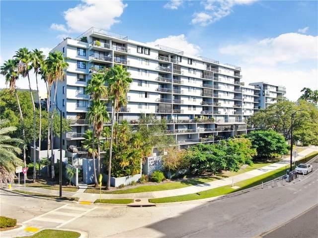 201 W Laurel Street #704, Tampa, FL 33602 (MLS #T3269905) :: Premium Properties Real Estate Services