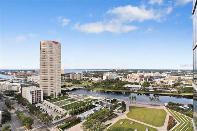 777 N Ashley Drive #2104, Tampa, FL 33602 (MLS #T3269960) :: The Light Team