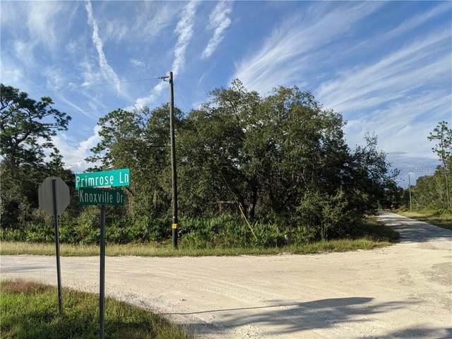 Primrose Lane, Webster, FL 33597 (MLS #T3270031) :: Alpha Equity Team