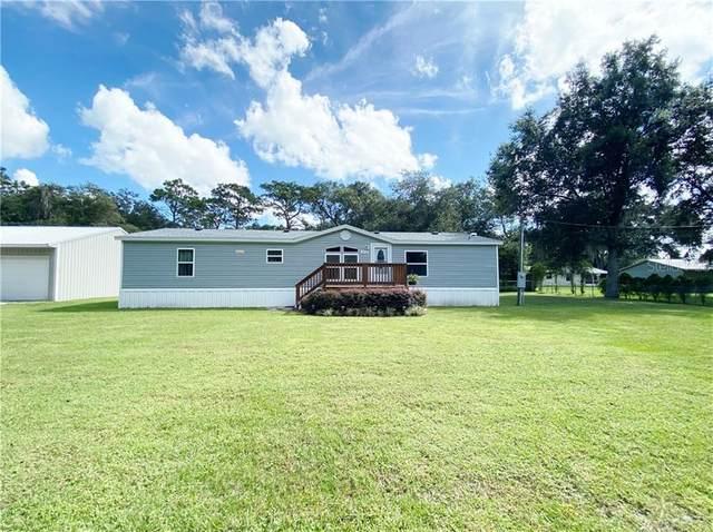 3712 Schafer Lane, Zephyrhills, FL 33541 (MLS #T3270133) :: Team Buky