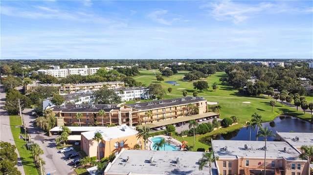 225 Country Club Drive E245, Largo, FL 33771 (MLS #T3270465) :: Team Buky