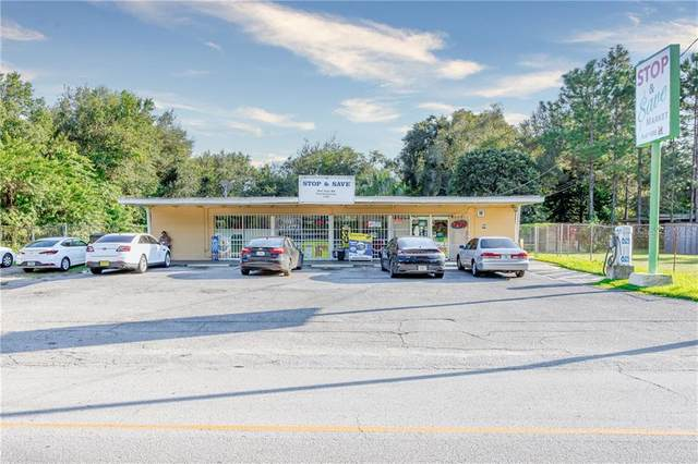 585 W Clower Street, Bartow, FL 33830 (MLS #T3270780) :: Gate Arty & the Group - Keller Williams Realty Smart