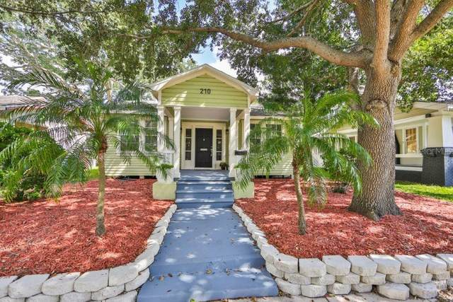 210 S Fremont Avenue, Tampa, FL 33606 (MLS #T3270812) :: The Duncan Duo Team