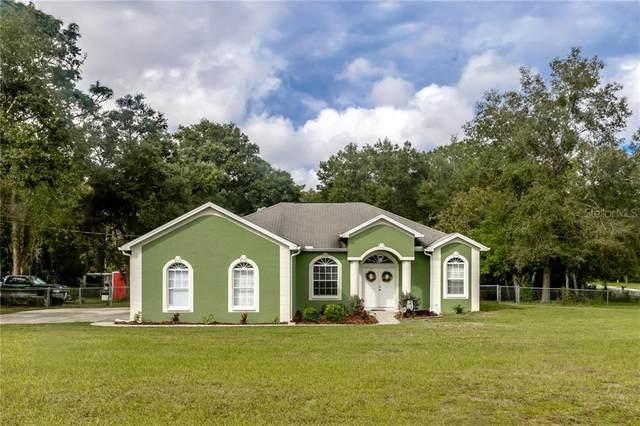 5495 Emerald Drive, Ridge Manor, FL 33523 (MLS #T3271068) :: The Duncan Duo Team