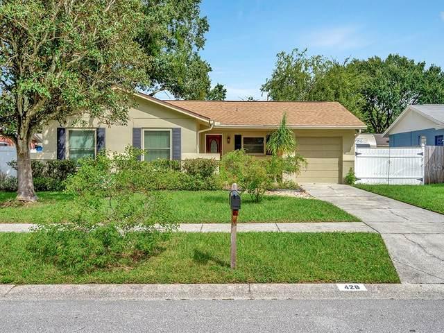 426 Silver Hill Drive, Valrico, FL 33594 (MLS #T3271118) :: Dalton Wade Real Estate Group