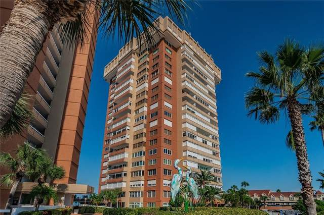 17920 Gulf Boulevard #1602, Redington Shores, FL 33708 (MLS #T3271185) :: Dalton Wade Real Estate Group