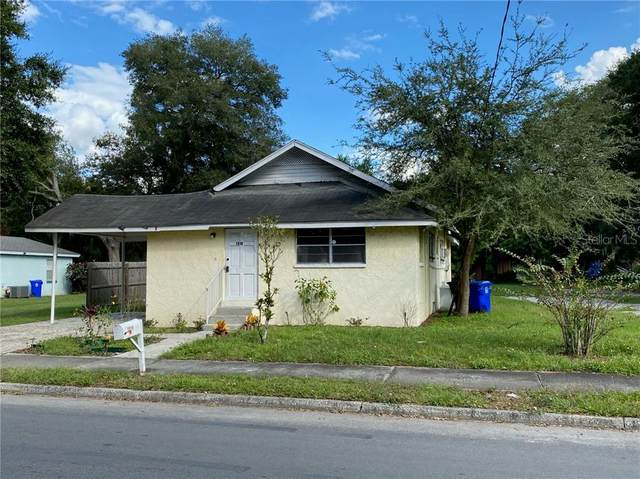 1019 N Walker Avenue, Lakeland, FL 33805 (MLS #T3271193) :: Burwell Real Estate