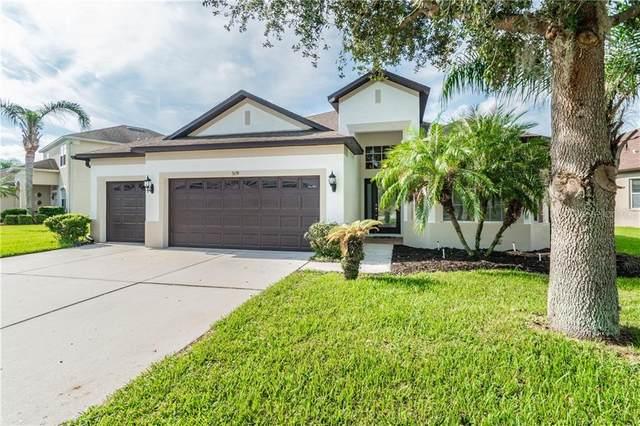 3139 Donington Castle Lane, Land O Lakes, FL 34638 (MLS #T3271290) :: Team Bohannon Keller Williams, Tampa Properties