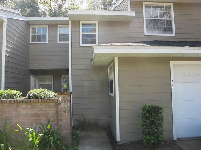411 NW 50TH Boulevard #411, Gainesville, FL 32607 (MLS #T3271308) :: Griffin Group