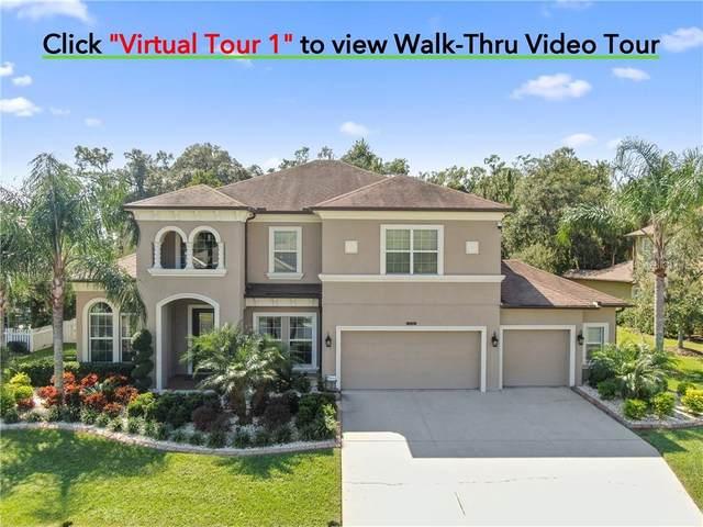 27746 Indigo Pond Court, Wesley Chapel, FL 33544 (MLS #T3271440) :: The Figueroa Team