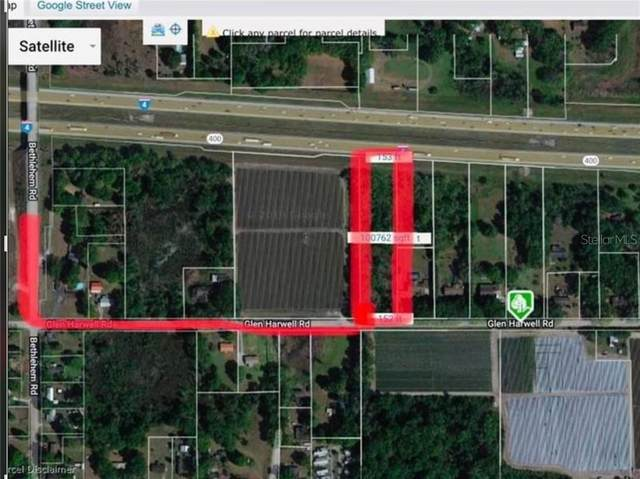 Glen Harwell Road, Plant City, FL 33566 (MLS #T3271488) :: Dalton Wade Real Estate Group