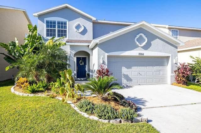 8904 Grand Bayou Ct, Tampa, FL 33635 (MLS #T3271602) :: The Duncan Duo Team