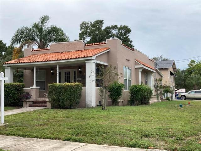 1240 15TH Street N, St Petersburg, FL 33705 (MLS #T3271698) :: Frankenstein Home Team