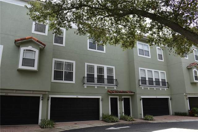 206 Rock Garden Place #2, Tampa, FL 33609 (MLS #T3271730) :: The Duncan Duo Team