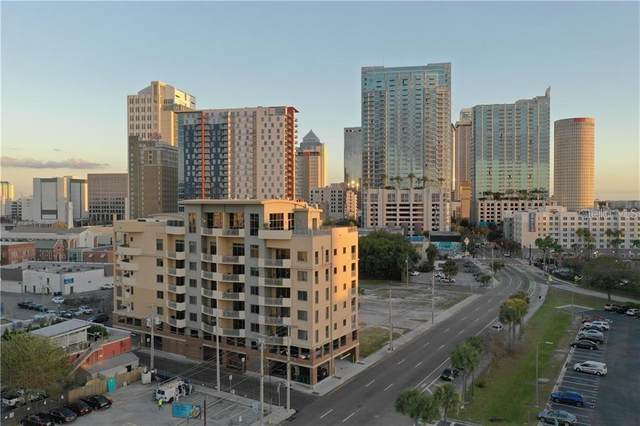 1108 N Franklin Street #506, Tampa, FL 33602 (MLS #T3271739) :: Team Pepka