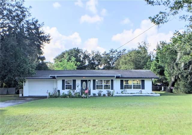 5535 Fairway Drive, Ridge Manor, FL 33523 (MLS #T3271745) :: The Figueroa Team