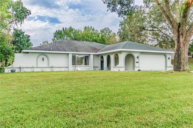 13218 Jessica Drive, Spring Hill, FL 34609 (MLS #T3271787) :: The Duncan Duo Team